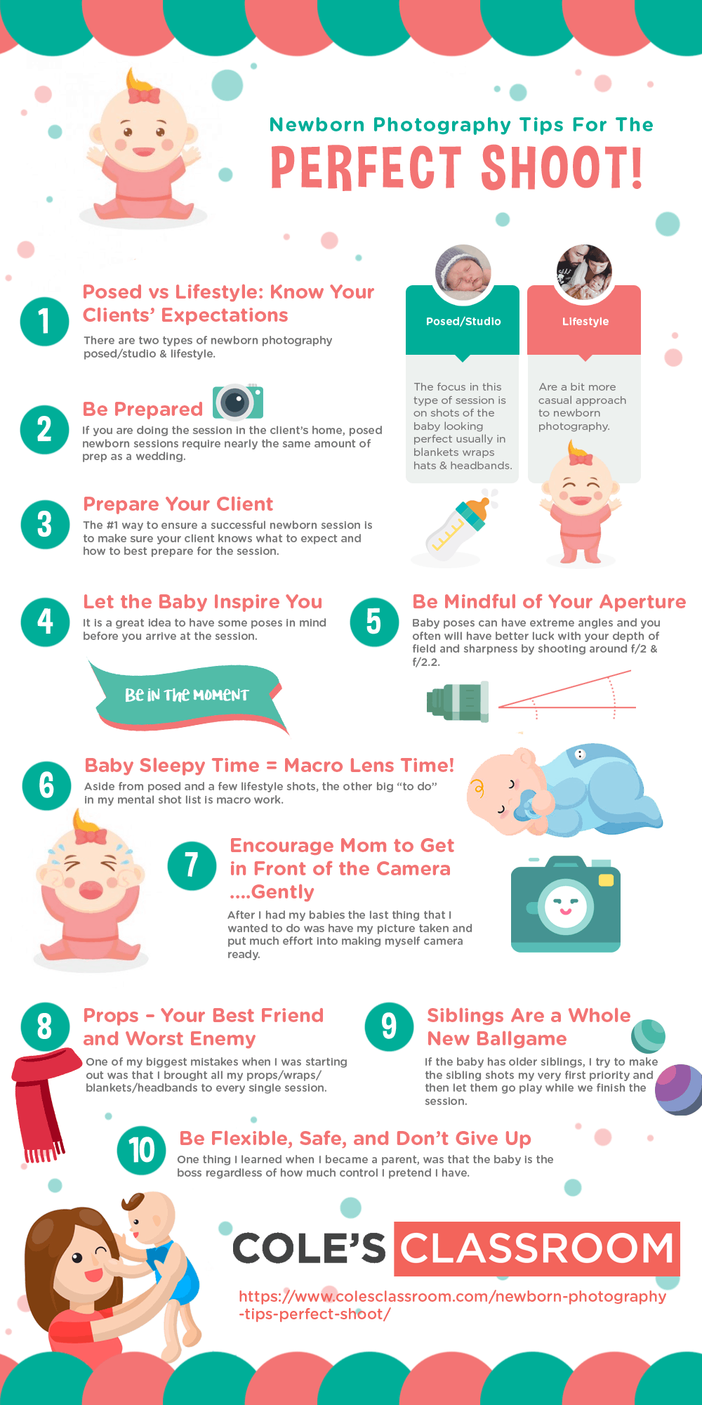 effcc1ef515d Newborn Photography Tips for the Perfect Shoot!