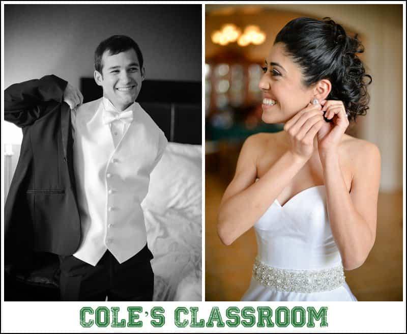 I migliori obiettivi per la fotografia di matrimonio