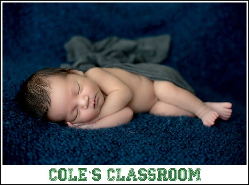 Newborn Photography Workshop Online