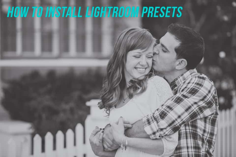 How to Download and Install Lightroom Presets!