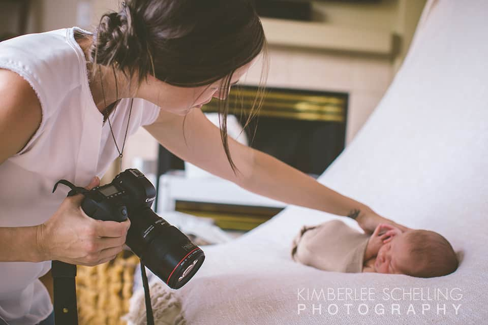 best newborn photography lenses