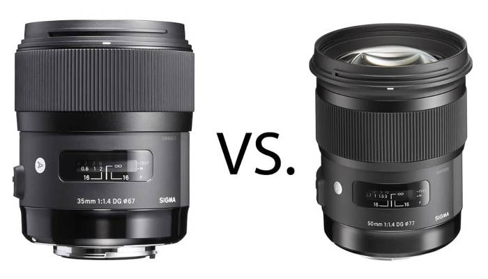 35mm vs. 50mm lens Review: Which is Best for You?