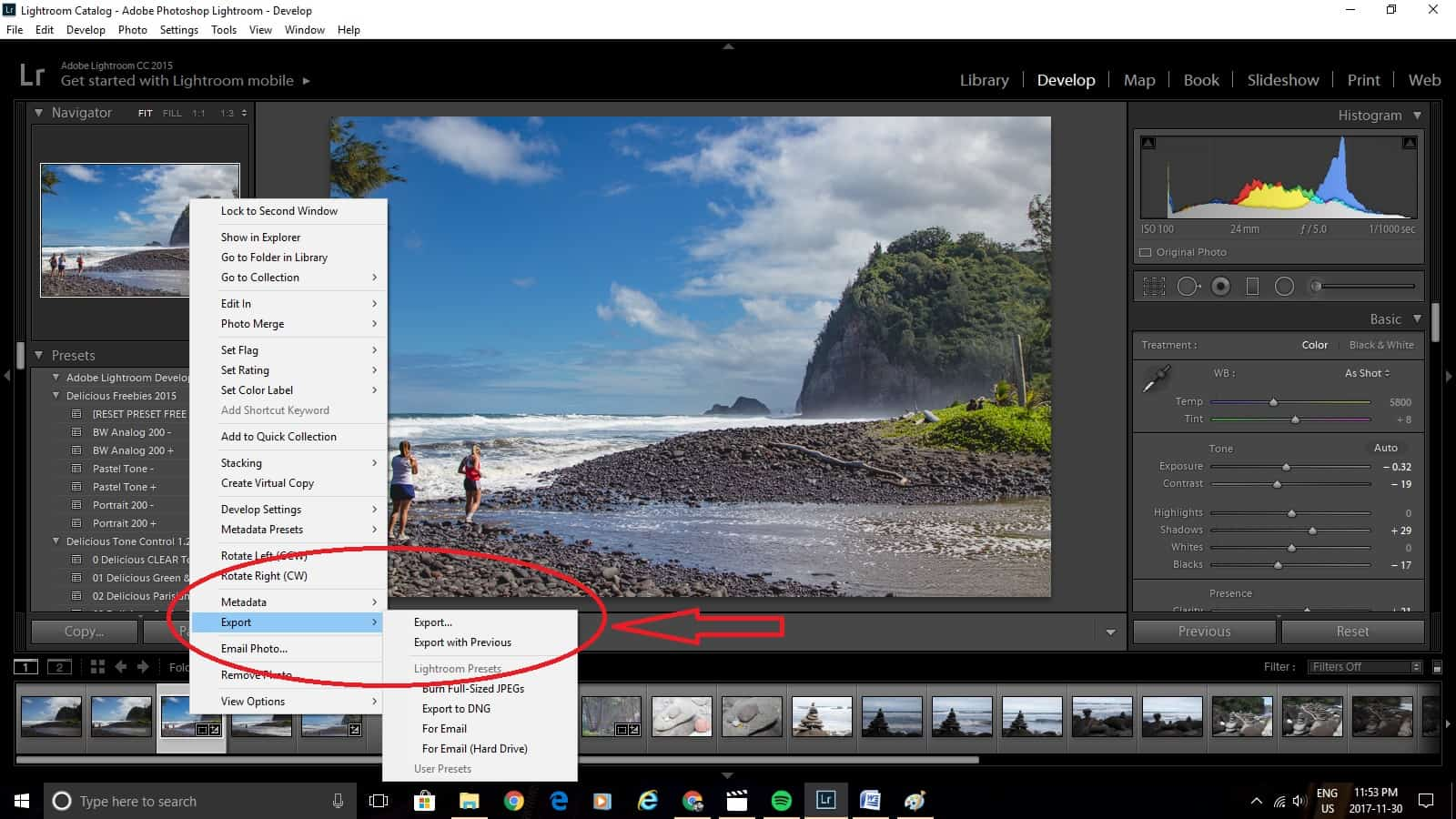 The Essential Pocket Guide on How to Export Images From Lightroom