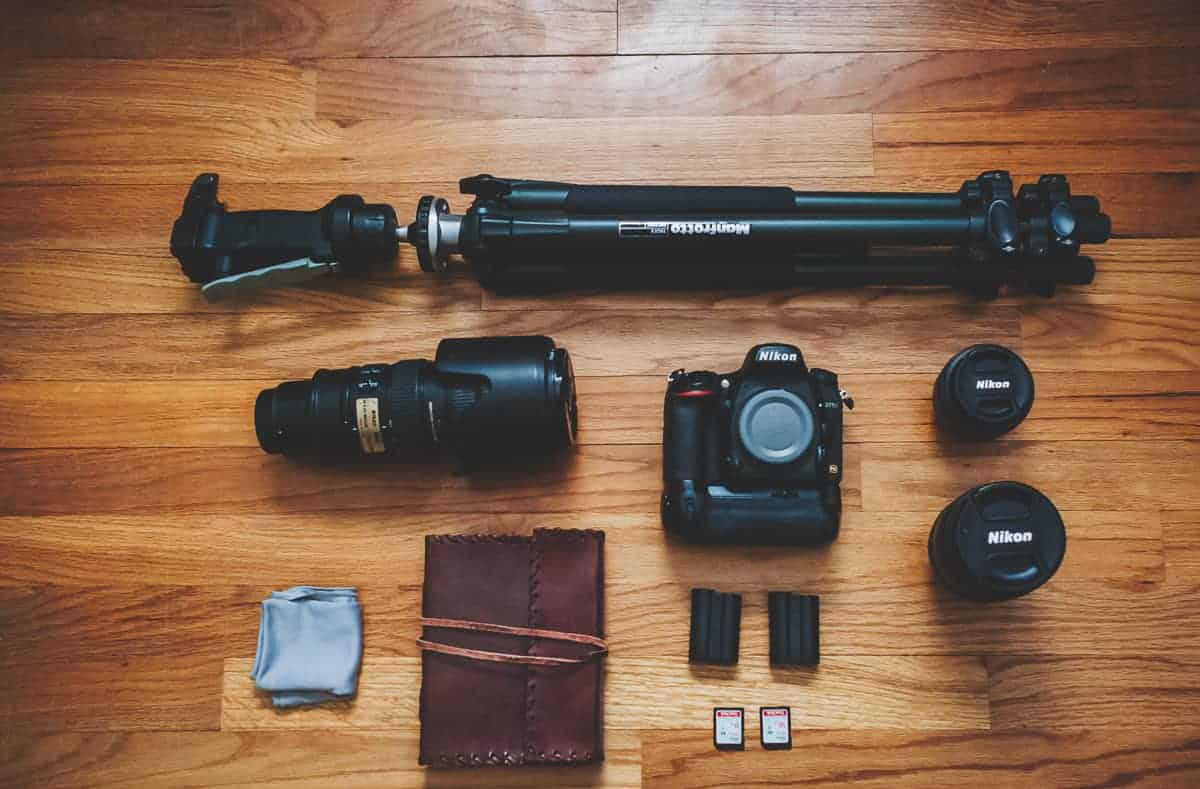 Photography Equipment Basics: Getting Started as a Professional or Amateur Photographer
