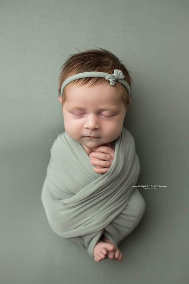 Newborn photography wraps - Megan Al-hassani