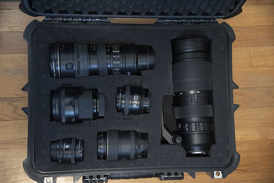 What lens do you need next?